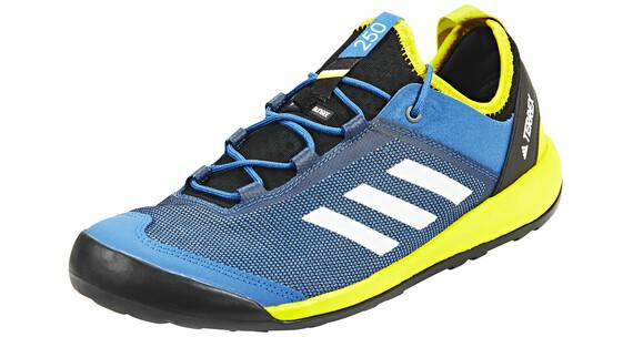 adidas TERREX Swift Solo Scarpe Uomo giallo/blu